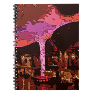 Sparkling Five Star restaurant in Vegas Notebook