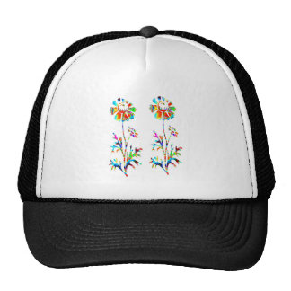 Sparkling Flowers Trucker Hat