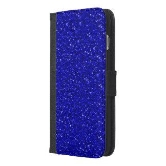 sparkling glitter inky blue