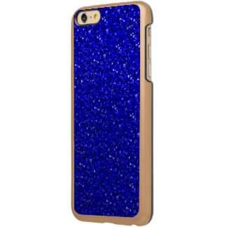 sparkling glitter inky blue incipio feather® shine iPhone 6 plus case