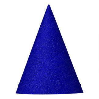 Sparkling glitter party hat