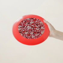 Sparkling Hearts, Wham-O Frisbee