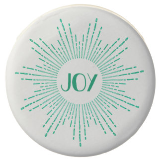 Sparkling Joy Chocolate Dipped Oreos / Green