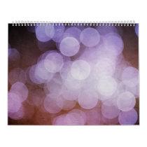Sparkling Lights 1 Calendar