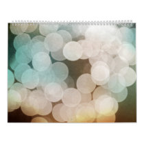 Sparkling Lights 3 Calendar