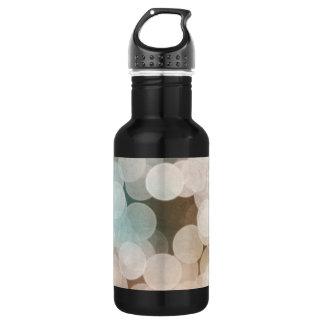Sparkling Lights 3 18oz Water Bottle