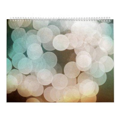 Sparkling Lights 3 Wall Calendars