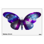 Sparkling lights Butterfly Wall Decal2 Wall Skin