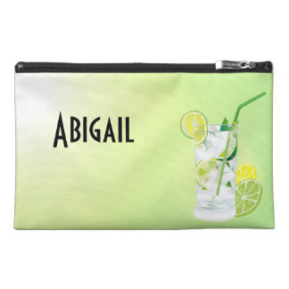 Sparkling Lime Light Green Bag