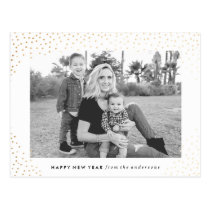 Sparkling New Year | Holiday Photo Card