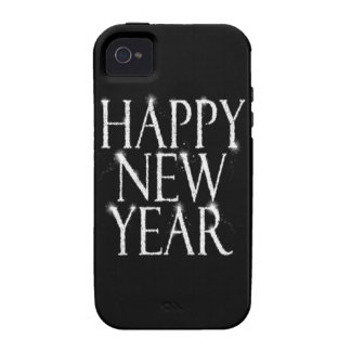 Sparkling New Years iPhone 4/4S Cases