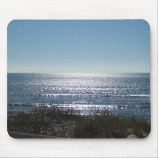 Sparkling ocean mouse mat