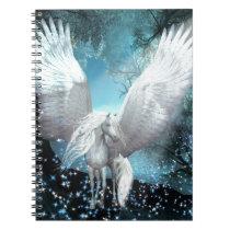 Sparkling Pegasus Notebook