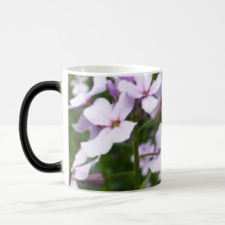 Sparkling Pink Fields Collection. Magic Mug