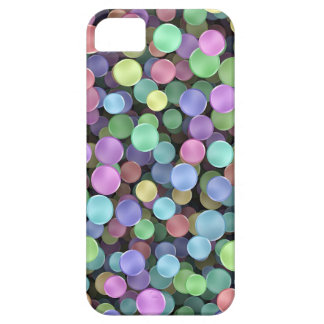 Sparkling Rainbow Polka Dots iPhone 5 Covers