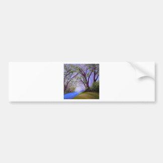 Sparkling River Bumper Sticker