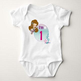 Sparkling Sea Body Suit Baby Bodysuit