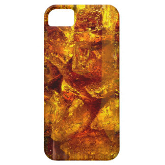 Sparkling Soda Glass iPhone SE/5/5s Case