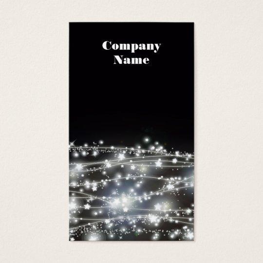 Sparkling Stars Business Card