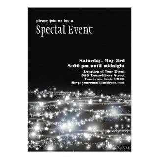 Sparkling Stars Flyer Invites