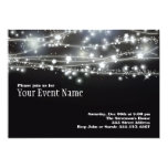 "Sparkling Stars Invitation 5"" X 7"" Invitation Card"