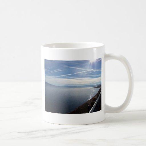 Sparkling Walker Lake Mugs