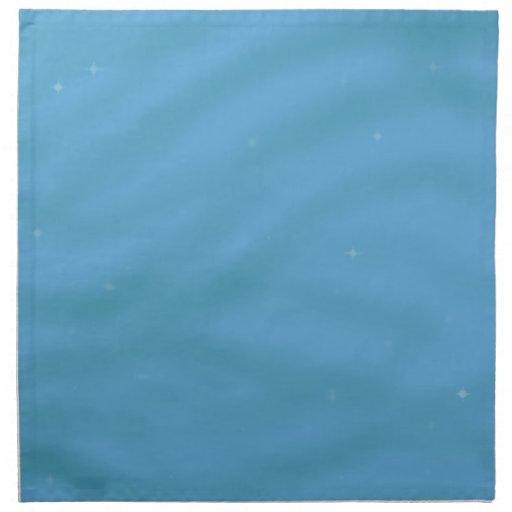 Sparkling Water Cloth Napkins