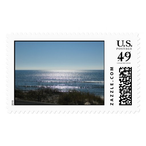 Sparkling Water Postage Stamp
