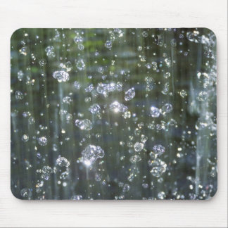Sparkling Waterfall Mouse Pad