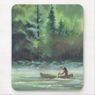 SPARKLING WATERS by SHARON SHARPE Mouse Pad