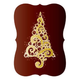 Sparkly Christmas Tree Card