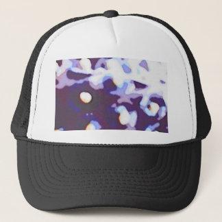 Sparkly fun trucker hat
