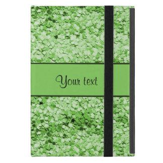 Sparkly Green Glitter iPad Mini Case