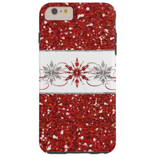 Sparkly Holiday iPhone 6 Plus Case