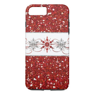 Sparkly Holiday iPhone 7 Plus Case