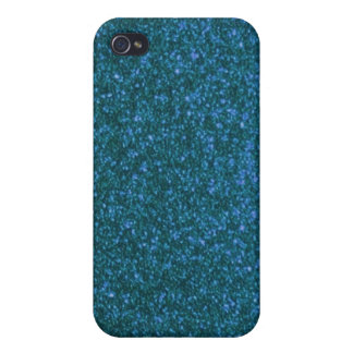 Sparkly iPhone Cases (blue)