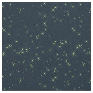 Starry night fabric zazzle for Night sky material