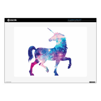 Sparkly Magical Unicorn Laptop Decal