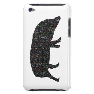 Sparkly Pig iPod Case