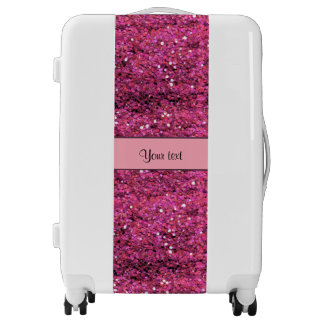 Glitter Luggage - Suitcases | Zazzle