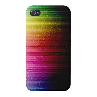 Sparkly Rainbow iPhone 4 Case