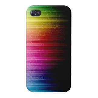 Sparkly Rainbow iPhone Case