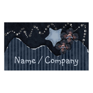 Sparkly Scraps Business Card