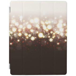Sparkly stars fireworks magical fairy dust iPad iPad Cover