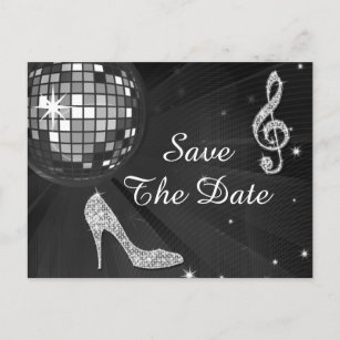 fifties save the date cards zazzle