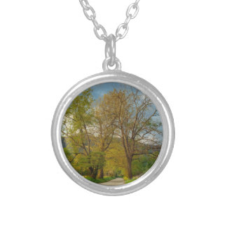 Sparks Lane Cades Cove Silver Plated Necklace