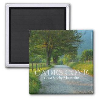 Sparks Lane Cades Cove Sunset magnet