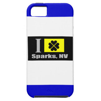 Sparks, NV Fan Goods iPhone 5 Cases