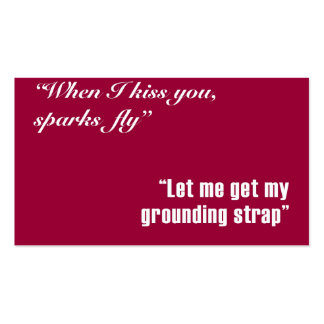 Sparks Tiny (Business) Card Double-Sided Standard Business Cards (Pack Of 100)