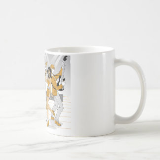 Sparkshooter Coffee Mug - art by Enkaru